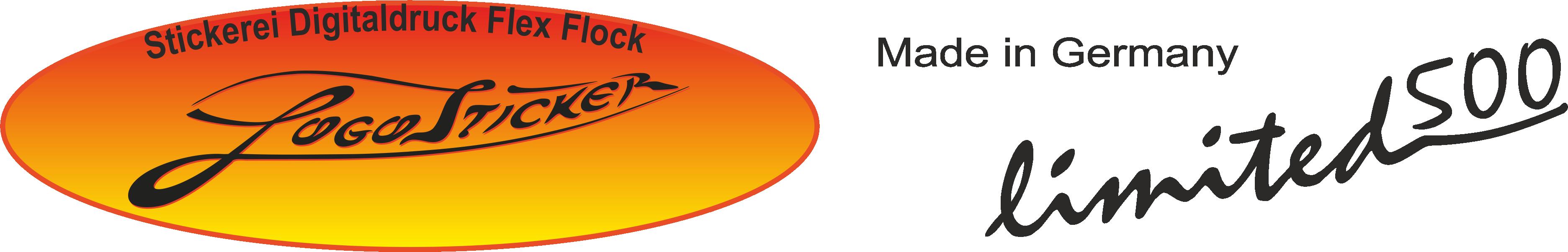 logosticker Logo